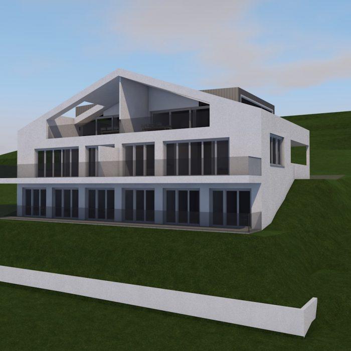 2-Familienhaus Emmetten