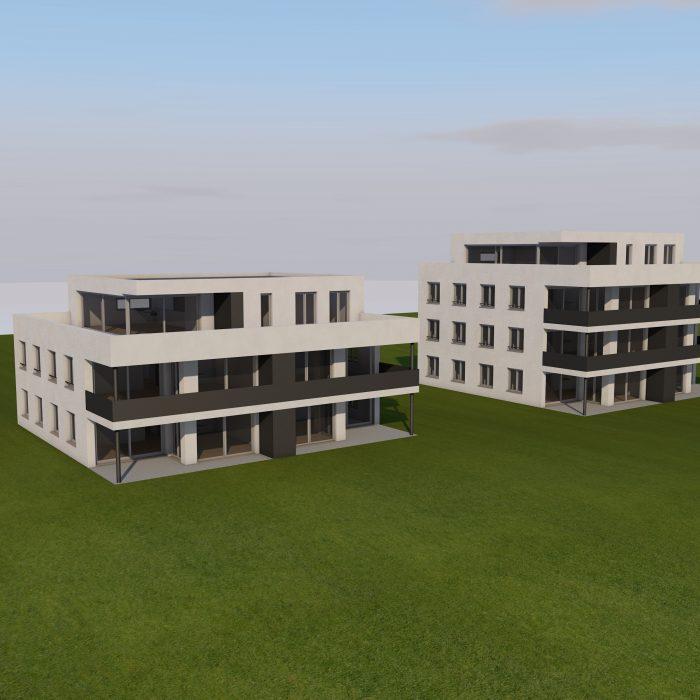 Eigentumswohnungen in Menziken